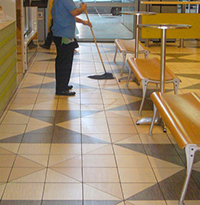 Food Court Cleaning